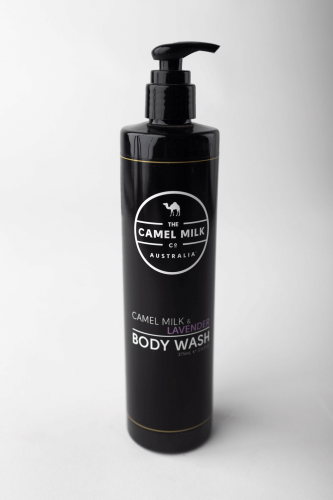 Camel Milk Body Wash 375ml