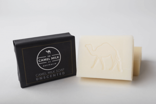 Camel Milk Triple Milled Soap 100g